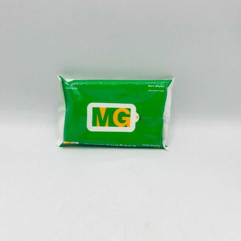 MG WET WIPE 30SHEETS