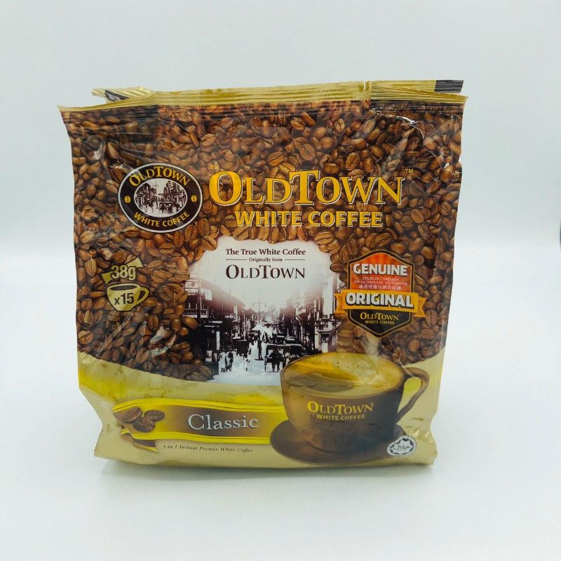 OLDTOWN COFFEE 3IN1 CLASSIC 40G